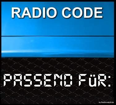Blaupunkt GM0300 OPEL CAR 300 (D) 7 645 852 520 - 7645852520