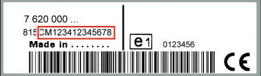 Bosch CM0133 Calais USB40 24V EU - 7 620 000 133 7620000133